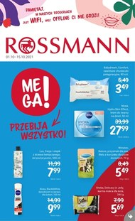 Odkryj nowości w Rossmannie!