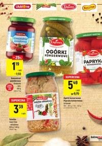 Gazetka promocyjna Intermarche Super - Intermarche - jesienny targ marek