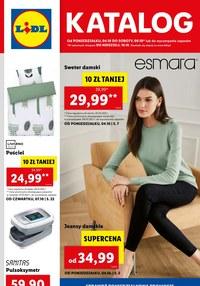 Gazetka promocyjna Lidl - Lidl - ceny, które pokochasz - ważna do 09-10-2021