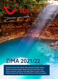 TUI - katalog zima 2021/2022