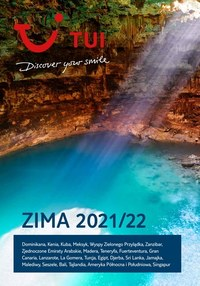 Gazetka promocyjna TUI - TUI - katalog zima 2021/2022