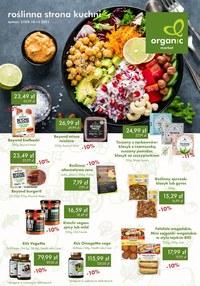 Gazetka promocyjna Organic - Oferta handlowa  - ważna do 10-10-2021