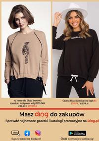 Gazetka promocyjna 5.10.15 - 5.10.15. - jesienna moda