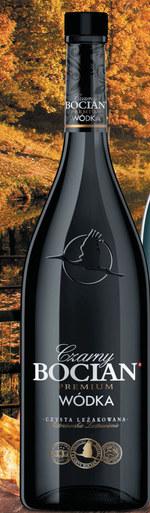 Wódka Czarny bocian