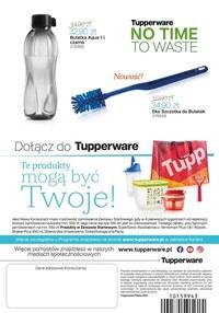 Gazetka promocyjna Tupperware - Akcesoria domowe Tupperware