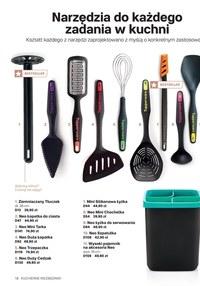 Gazetka promocyjna Tupperware - Katalog jesień/zima Tupperware