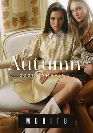 Gazetka promocyjna Mohito - Nowa kolekcja jesienna w Mohito