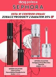 Usta w centrum uwagi - Sephora