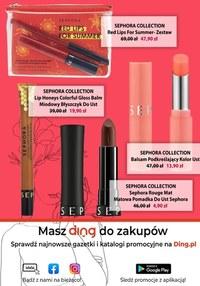 Gazetka promocyjna Sephora - Usta w centrum uwagi - Sephora