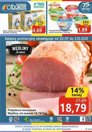 Gazetka promocyjna PSS Społem Gniezno - Gazetka promocyjna PSS Społem Gniezno