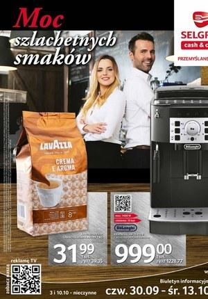 Gazetka promocyjna Selgros Cash&Carry - Kawa i herbata w Selgros Cash&Carry