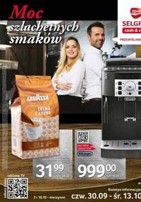 Gazetka promocyjna Selgros Cash&Carry - Kawa i herbata w Selgros Cash&Carry - ważna do 13-10-2021