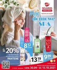 Domowe SPA razem z Selgros Cash&Carry