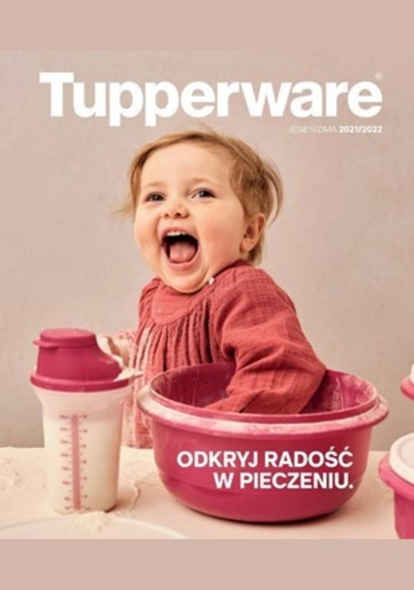 Gazetka promocyjna Tupperware - ważna od 27. 09. 2021 do 31. 12. 2021