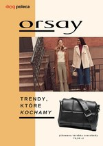 Jesienna moda w Orsay