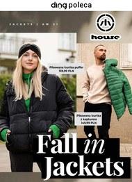 House - oferta z kurtkami na jesień!