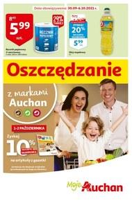 Moje Auchan - oszczędzanie z markami Auchan