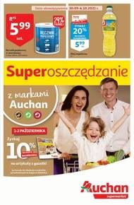 Oferta handlowa sieci Auchan Supermarket