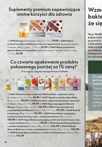 Gazetka promocyjna Oriflame - Twój znak rozpoznawczy z Oriflame