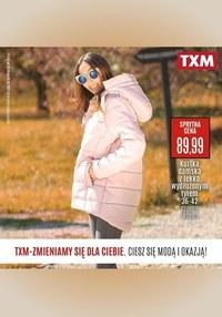 Gazetka promocyjna Textil Market - Moda dla każdego - Textil Market - ważna do 05-10-2021