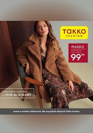 Gazetka promocyjna Takko Fashion - Jesień w świetle reflektorów w Takko Fashion