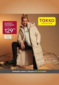 Gazetka promocyjna Takko Fashion - Podwójna radość z zakupów w Takko Fashion