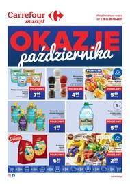 Carrefour Market - okazje października