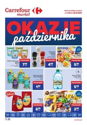 Gazetka promocyjna Carrefour Market - Carrefour Market - okazje października