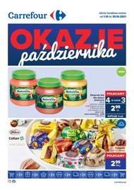 Okazje października - Carrefour