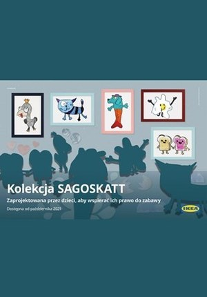 Gazetka promocyjna IKEA - Kolekcja SAGOSKATT w IKEA