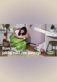 Gazetka promocyjna IKEA - Baw się z IKEA  - ważna do 27-10-2021