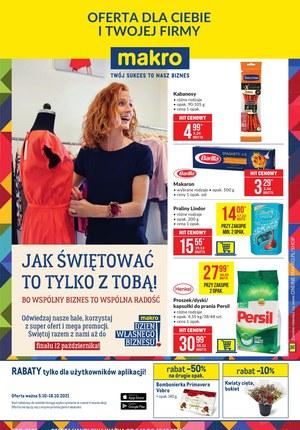 Gazetka promocyjna Makro Cash&Carry - Korzystne rabaty w Makro Cash&Carry