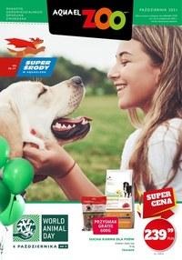 Gazetka promocyjna Aquael Zoo - Aquael Zoo - październikowe promocje!