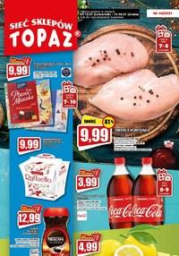 Gazetka promocyjna Topaz - Topaz - stragan świeżości - ważna do 13-10-2021