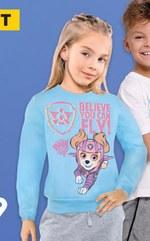 Bluza dziecięca Psi Patrol