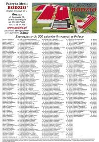 Gazetka promocyjna Bodzio - Dostawa GRATIS w całej Polsce w Bodzio