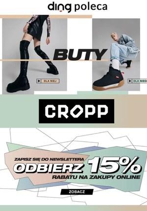 Gazetka promocyjna Cropp Town - Buty od Cropp