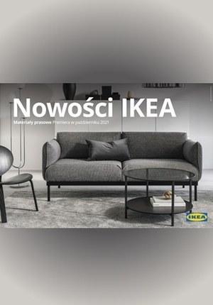 Gazetka promocyjna IKEA - Premiery października w IKEA