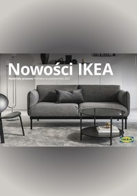 Gazetka promocyjna IKEA - Premiery października w IKEA  - ważna do 31-10-2021