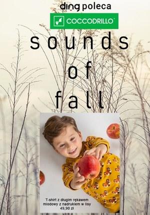 Gazetka promocyjna Coccodrillo - Dźwięk jesieni w Coccodrillo