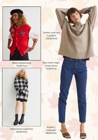 Gazetka promocyjna H&M - Jesienne hity w H&M