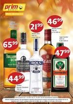 Prim Market - oferta alkoholowa