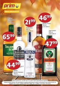 Gazetka promocyjna Prim Market - Prim Market - oferta alkoholowa - ważna do 31-10-2021