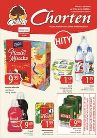 Gazetka promocyjna Chorten - Chorten - hity cenowe! - ważna do 13-10-2021