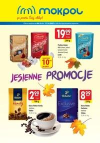 Gazetka promocyjna Mokpol - Mokpol - jesienne promocje - ważna do 17-10-2021