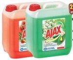 Płyn uniwersalny Ajax