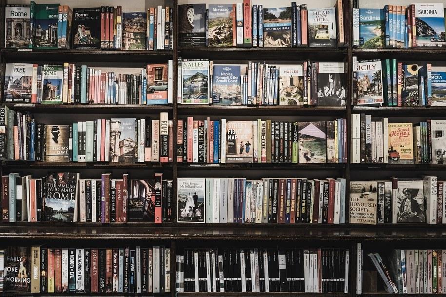 Promocja na książki w Lidlu.
