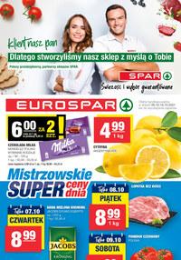 Gazetka promocyjna EuroSPAR - Oferta handlowa EuroSpar - ważna do 16-10-2021
