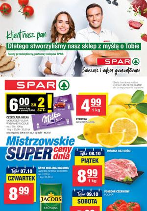 Gazetka promocyjna SPAR - Spar - klient nasz Pan