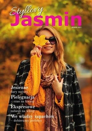 Gazetka promocyjna Jasmin Drogerie - Jesienne dary natury w Jasmin Drogerie
